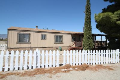 Pinon Hills Single Family Home For Sale: 2949 Sacramento 71 Road