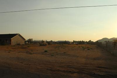 Apple Valley Residential Lots & Land For Sale: Wichita Road