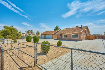 Hesperia Single Family Home For Sale: 11505 Maple Avenue
