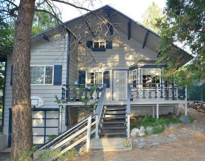 Wrightwood Single Family Home For Sale: 5539 Heath Creek Drive