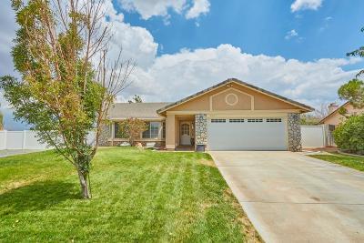 Hesperia Single Family Home For Sale: 6867 Cottonwood Avenue