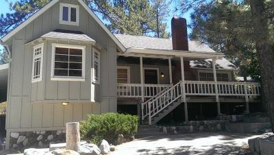 Wrightwood Single Family Home For Sale: 5557 Dogwood Road