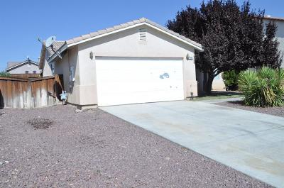 Adelanto Single Family Home For Sale: 14996 Indigo Street
