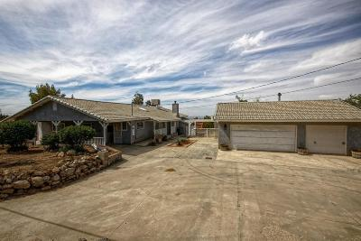 Pinon Hills Single Family Home For Sale: 1336 Freds Lane