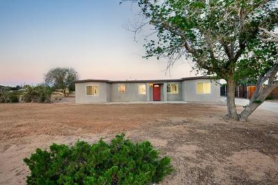 Hesperia Single Family Home For Sale: 11888 11th Avenue
