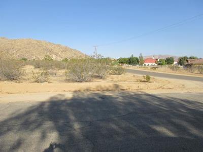 Apple Valley Residential Lots & Land For Sale: Tiama Road