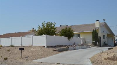Barstow Single Family Home For Sale: 28722 Windy Pass Avenue