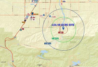 Apple Valley Residential Lots & Land For Sale: Deep Creek Road