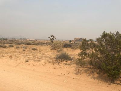 Apple Valley Residential Lots & Land For Sale: Ramona Avenue
