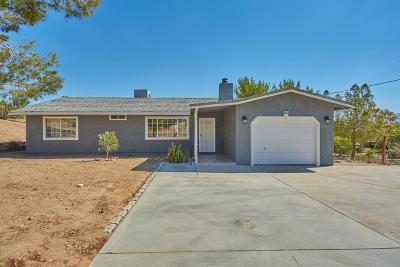 Hesperia Single Family Home For Sale: 10975 Orchid Avenue