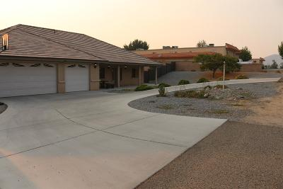 Apple Valley Single Family Home For Sale: 15734 Tuscola Road