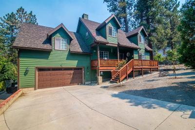 Wrightwood Single Family Home For Sale: 5301 Orchard Drive