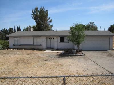 Hesperia Single Family Home For Sale: 17887 Catalpa Street