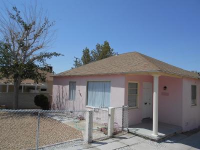 Barstow Single Family Home For Sale: 851 W Buena Vista Street