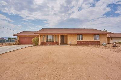 Hesperia Single Family Home For Sale: 17611 Main Street