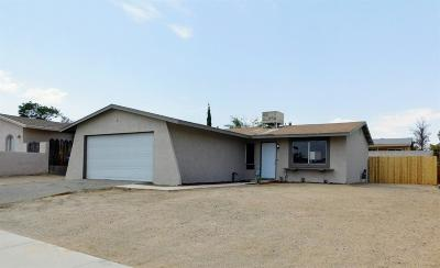 Barstow Single Family Home For Sale: 2008 Rushmore Drive