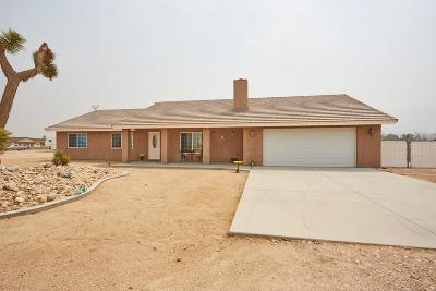 Apple Valley Single Family Home For Sale: 9119 Tesuque Road