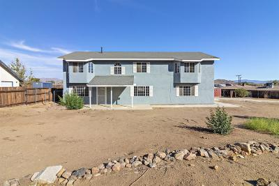 Apple Valley Single Family Home For Sale: 15993 Rancherias Road