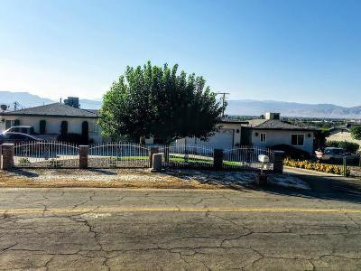 Apple Valley Single Family Home For Sale: 16283 Rancherias Road