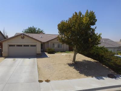 Barstow Single Family Home For Sale: 2200 Cameo Avenue