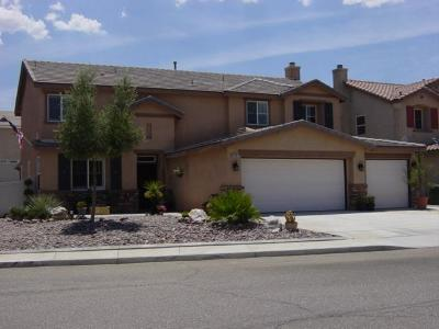 Victorville Single Family Home For Sale: 12405 Ganesta Court