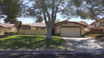 Helendale Single Family Home For Sale: 26589 Voyage Lane