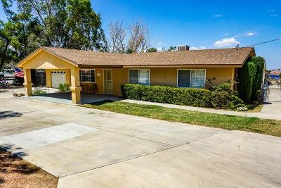 Hesperia Single Family Home For Sale: 15188 Sycamore Street