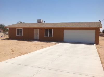 Hesperia Single Family Home For Sale: 11077 Victor Avenue