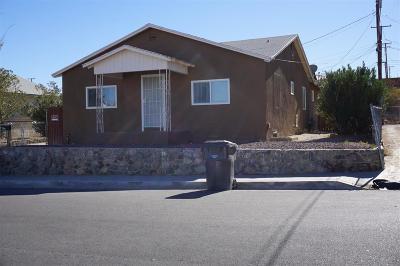 Barstow Single Family Home For Sale: 524 E Fredicks Street