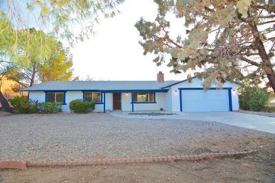 Hesperia Single Family Home For Sale: 7396 Glider Avenue