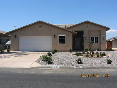 Victorville Single Family Home For Sale: 13562 Driftwood Drive