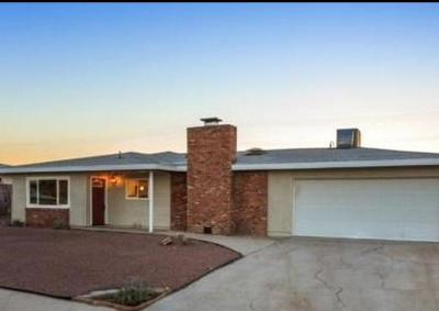 Barstow Single Family Home For Sale: 37049 Colby Avenue