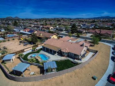 Apple Valley Single Family Home For Sale: 13436 Havasu Road