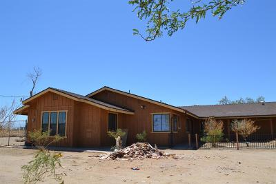 Adelanto Single Family Home For Sale: 11255 Cactus Road