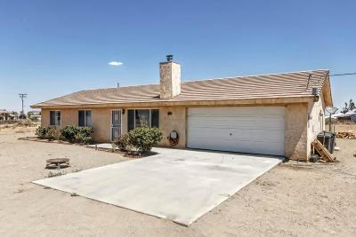 Oak Hills CA Single Family Home For Sale: $249,900