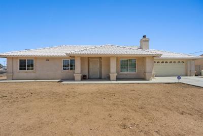 Hesperia Single Family Home For Sale: 9303 Wasco Avenue