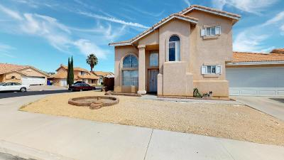 Victorville Single Family Home For Sale: 14528 Oregon Trail