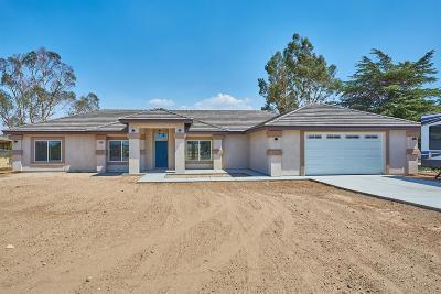 Hesperia Single Family Home For Sale: 11879 Jacaranda Avenue