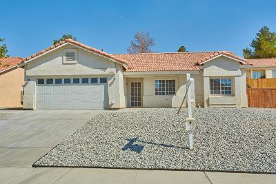 Victorville Single Family Home For Sale: 17103 Jurassic Place