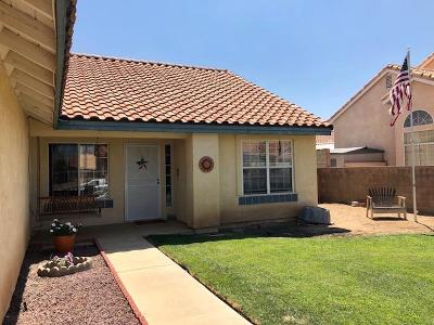 Victorville Single Family Home For Sale: 13257 Blue Mesa Court
