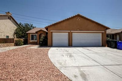 Victorville Single Family Home For Sale: 12541 Biscayne Avenue
