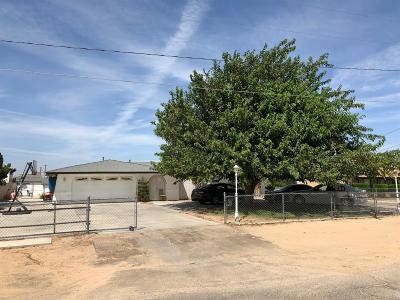 Victorville Single Family Home For Sale: 12366 9th Avenue