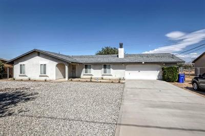 Apple Valley Single Family Home For Sale: 11021 Mohawk Road