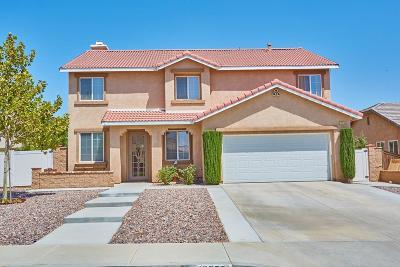Hesperia Single Family Home For Sale: 13376 Pleasant View Avenue