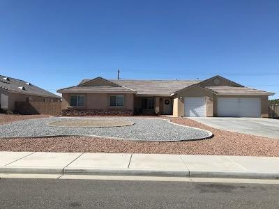 Apple Valley Single Family Home For Sale: 13238 Perignon Place