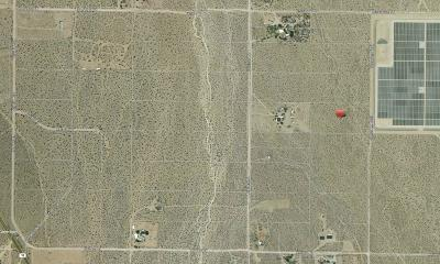 Lucerne Valley CA Residential Lots & Land For Sale: $19,900