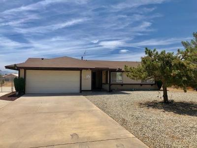 Victorville Single Family Home For Sale: 12608 11th Avenue