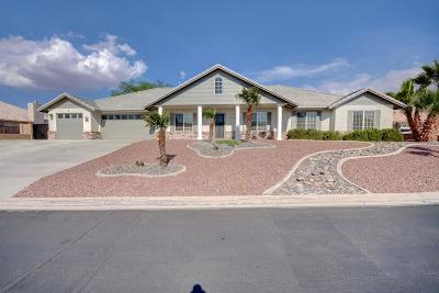 Apple Valley Single Family Home For Sale: 13337 Choco Road