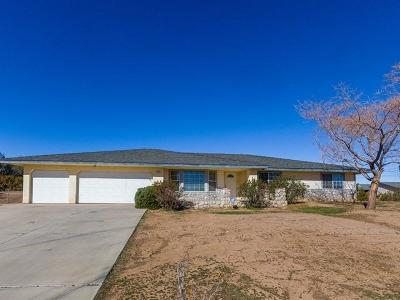 Hesperia Single Family Home For Sale: 7400 Oakwood Avenue