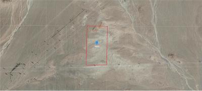 Newberry Springs Residential Lots & Land For Sale: Near Field Road